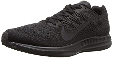meet 49045 4cb24 Nike Men s Zoom Winflo 5 Competition Running Shoes, (Black Anthracite 002),