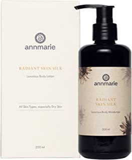 product image for Annmarie Skin Care Radiant Skin Silk - Luxurious Body Lotion with Chamomile, Green Tea + Sunflower Seed Oil (200 Milliliters, 6.8 Fluid Ounces)