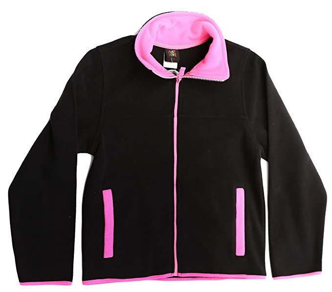 Fleece Jacket with String of Lights--- ONLY 2 Left! oHX382a