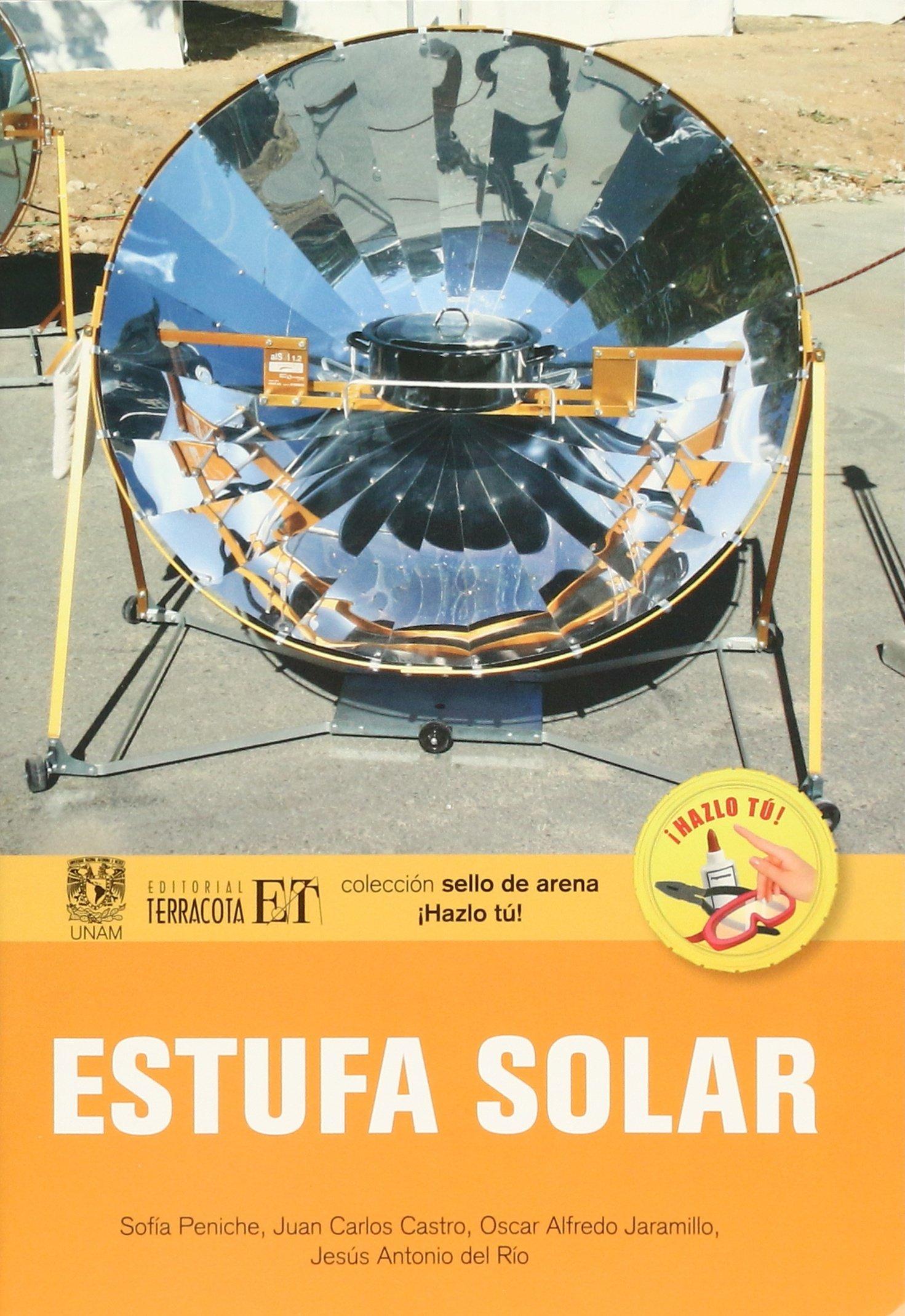 ESTUFA SOLAR (Spanish) Paperback – 2014