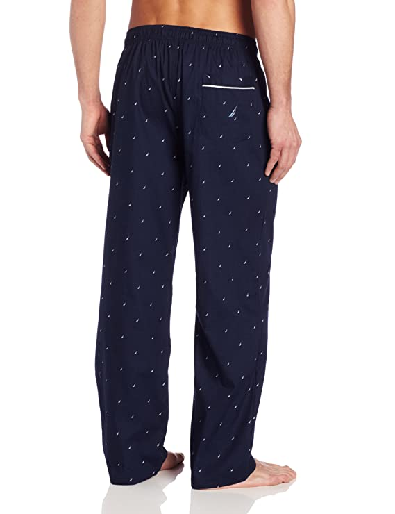 Nautica Mens Woven J-Class Pant, Maritime Navy, Large: Amazon.es: Ropa y accesorios