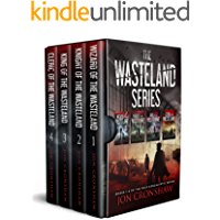 The Wasteland Series: Complete Omnibus of the Post-Apocalyptic Series