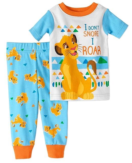 Amazon.com: Pajamas de algodón para bebés y niños, diseño de ...