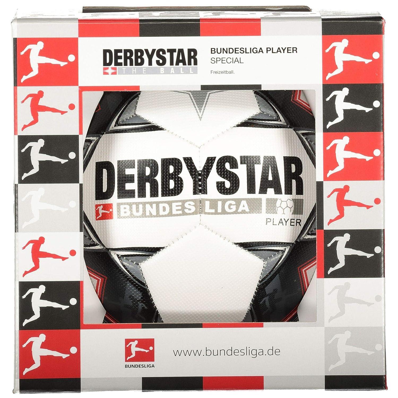 XTREM Toys & Sports GmbH derbystar - Balón de fútbol, Color Blanco ...