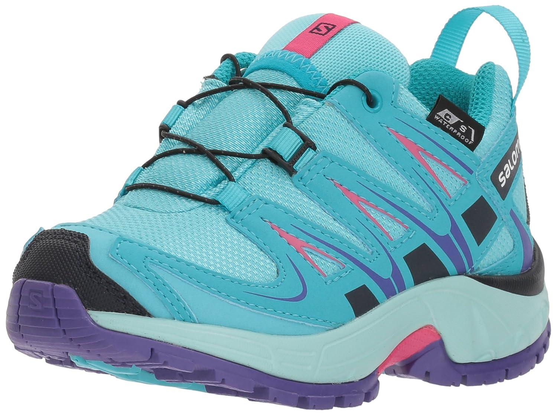 Salomon Kids' XA PRO 3D CSWP K Trail Running Shoe, L37911000