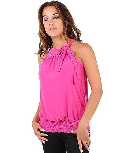 KRISP Camiseta sin Mangas para Mujer