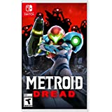 Metroid Dread - Nintendo Switch - Standard Edition