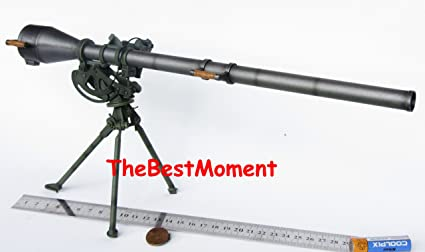 Dragon 1:6 WW2 US Army M20 75mm Recoilless Rifle Anti Tank Cannon *BULIT* G/_75mm
