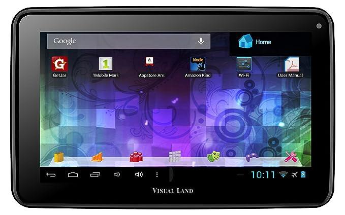 amazon com visual land prestige 7l 7 android tablet with 8gb rh amazon com Apple Tablet Visual Land 7 in Accessories
