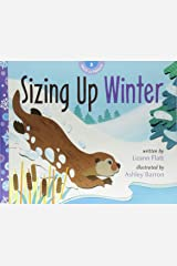 Sizing Up Winter (Math in Nature) Paperback