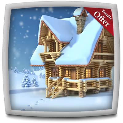 Awesome Snowfall Pack - Wallpaper & Themes