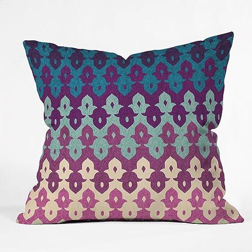 Deny Designs Arcturus Marakesh Throw Pillow, 18 x 18