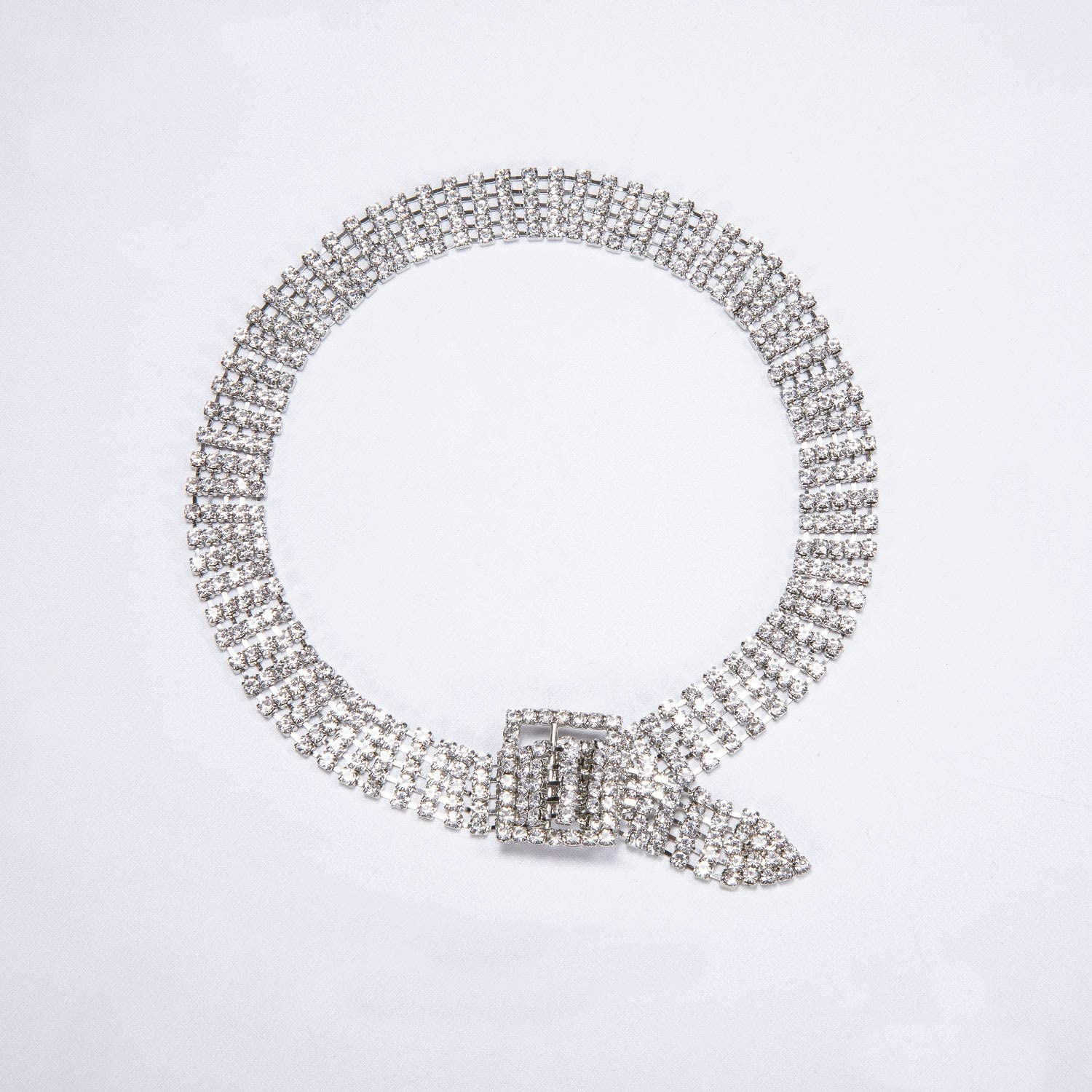 Dubulle Women Diamond Waist...
