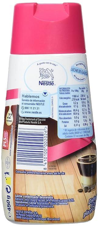 Nestlé La Lechera Leche Condensada Desnatada - 450 g: Amazon.es: Amazon Pantry