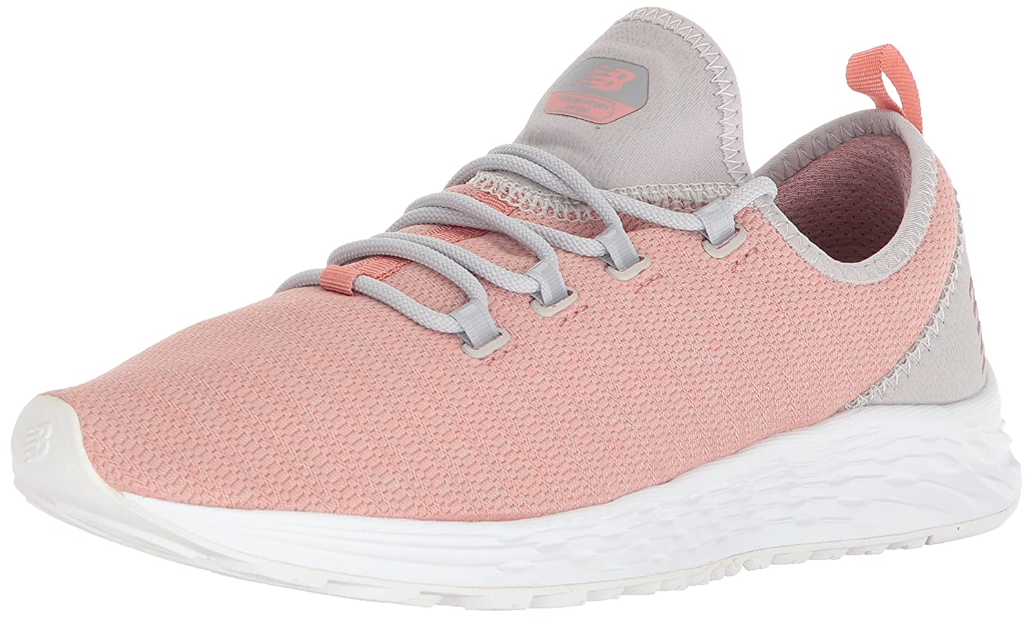 New Balance Women's Fresh Foam Arishi Sport v1 Running Shoe Peach B0751TRSW2 11 D US|Dusted Peach Shoe 114225