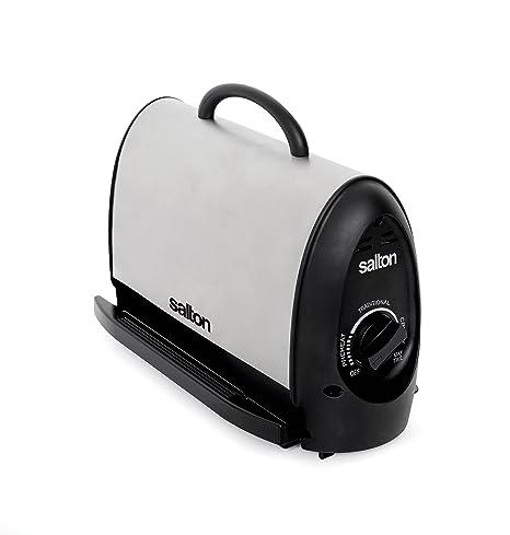 Amazon.com: Salton bm1735 Bacon Master, Regular, Acero ...