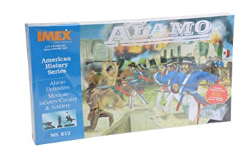 1//72/am/éricaines Histoire Mexicaine Ronde Chapeau Troupes de mod/èle en Plastique Kit IMEX imex553
