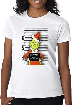 DanielDavis Grinch in Jail Movie Fan Shirt Custom Made T-Shirt