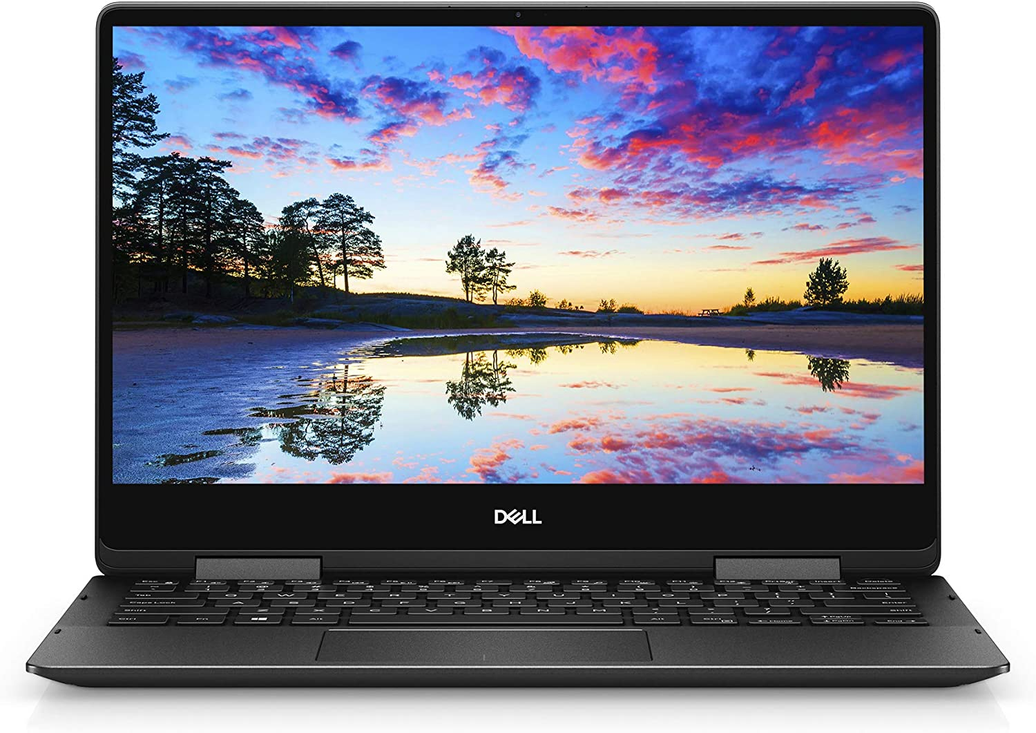 "Dell Inspiron 13 2-in-1 7386-13.3"" QHD Touch - i7-8565U - 16GB - 256GB SSD - Black"