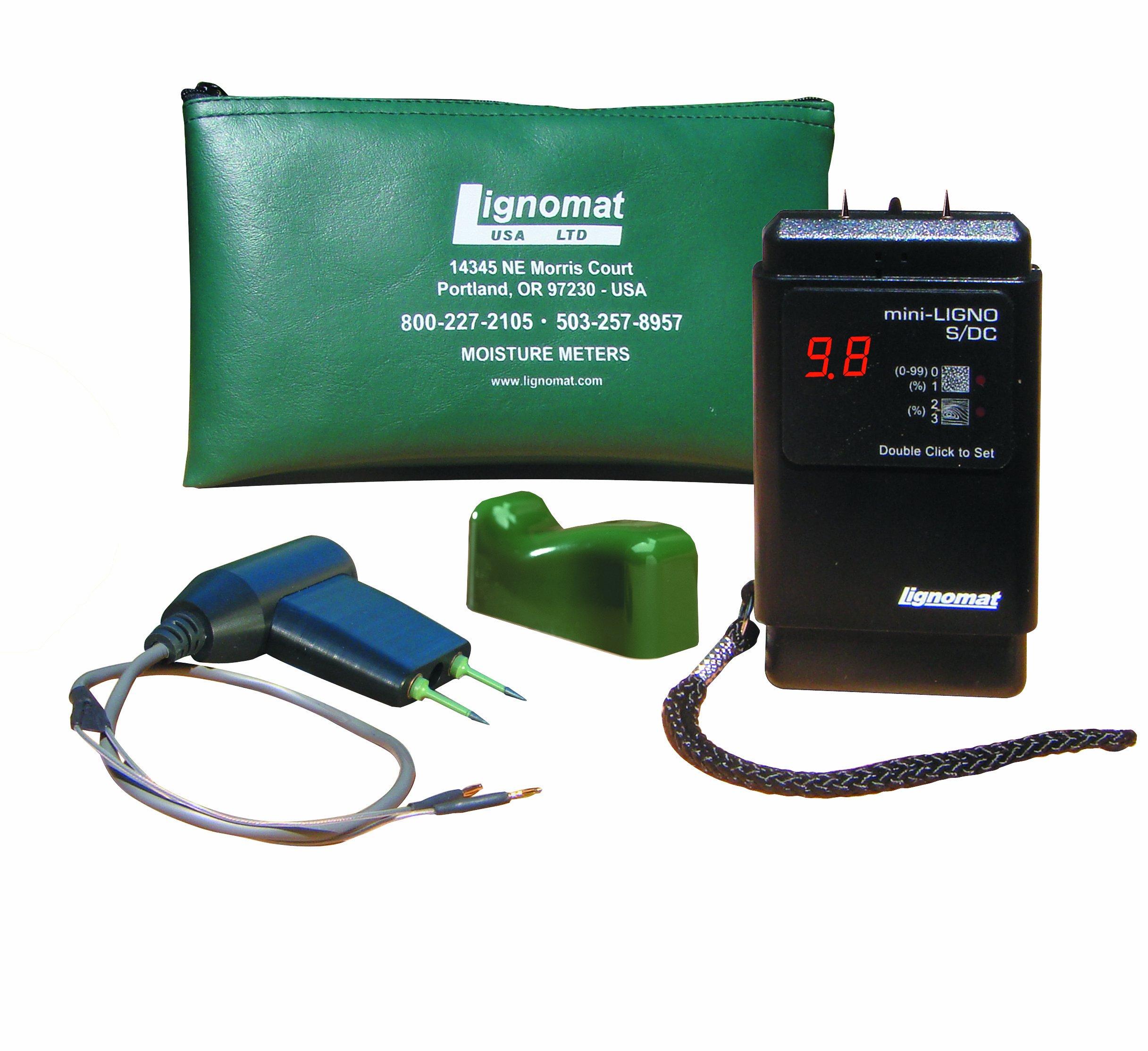 Lignomat USA S-4P Econo Package with Mini-Ligno SD/C