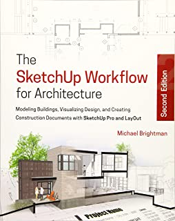 Amazon com: Architectural Design with SketchUp: 3D Modeling