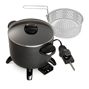Presto 06006 Kitchen Kettle Multi-Cooker