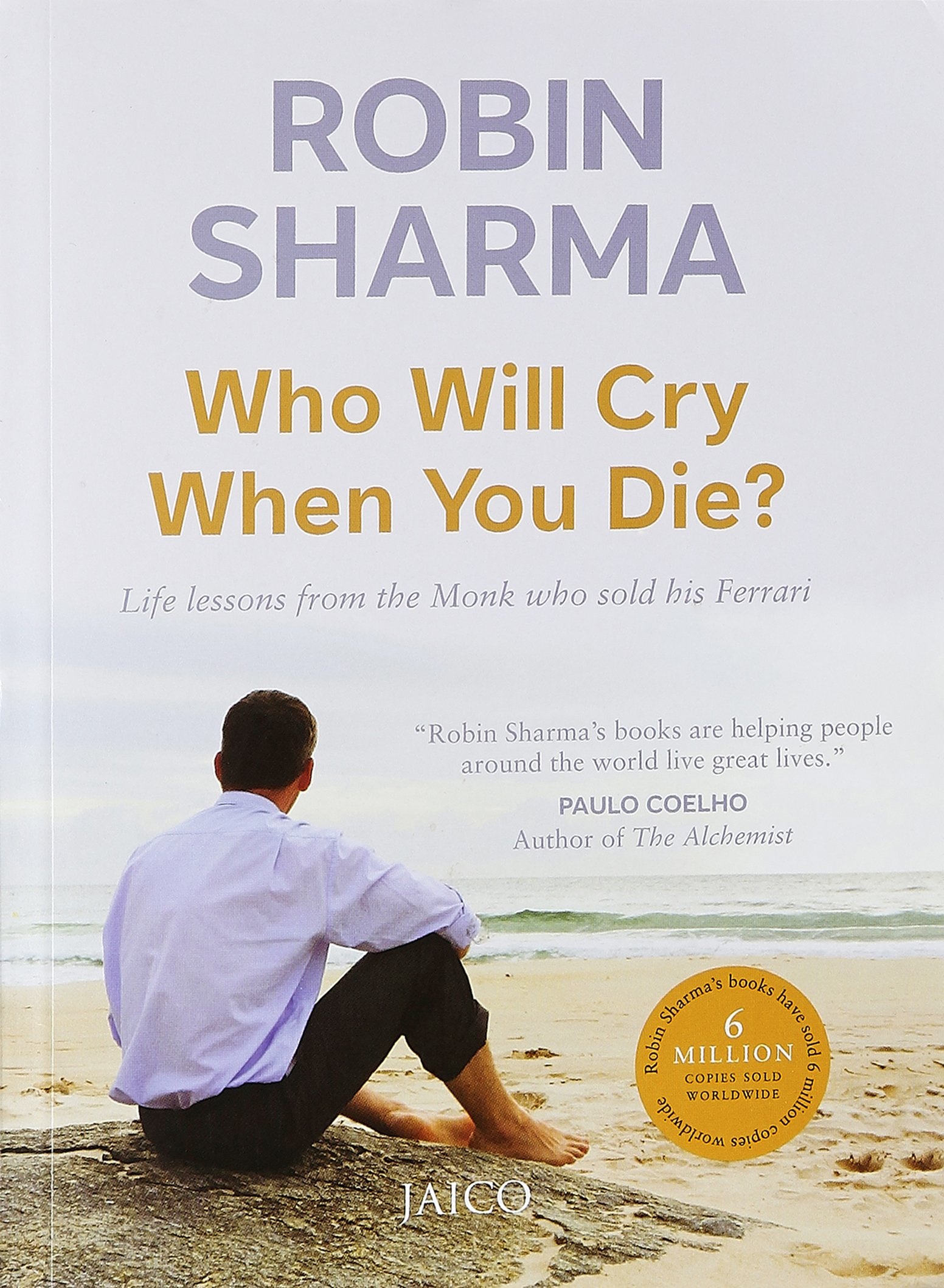 Book Online at Low Prices in India | Who Will Cry When You Die? Reviews &  Ratings - Amazon.in