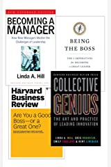 Be a Great Boss: The Hill Collection (4 Items) Kindle Edition