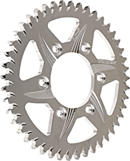 product image for Vortex 826-45 Silver 45-Tooth 530-Pitch Rear Sprocket