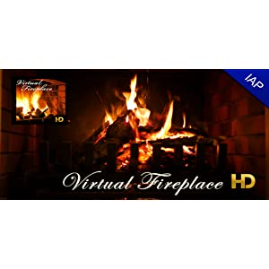 Virtual Fireplace HD IAP: Amazon.es: Appstore para Android