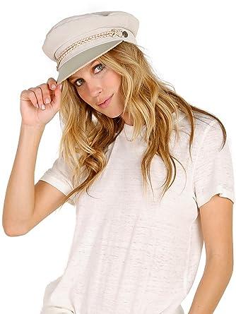 a8cc2749dc4d6 Brixton Women s Kayla Cap at Amazon Women s Clothing store