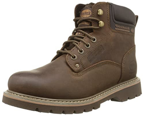 differently 18aa5 28590 Dockers by Gerli Men's 23DA004-400100 Ankle Boots