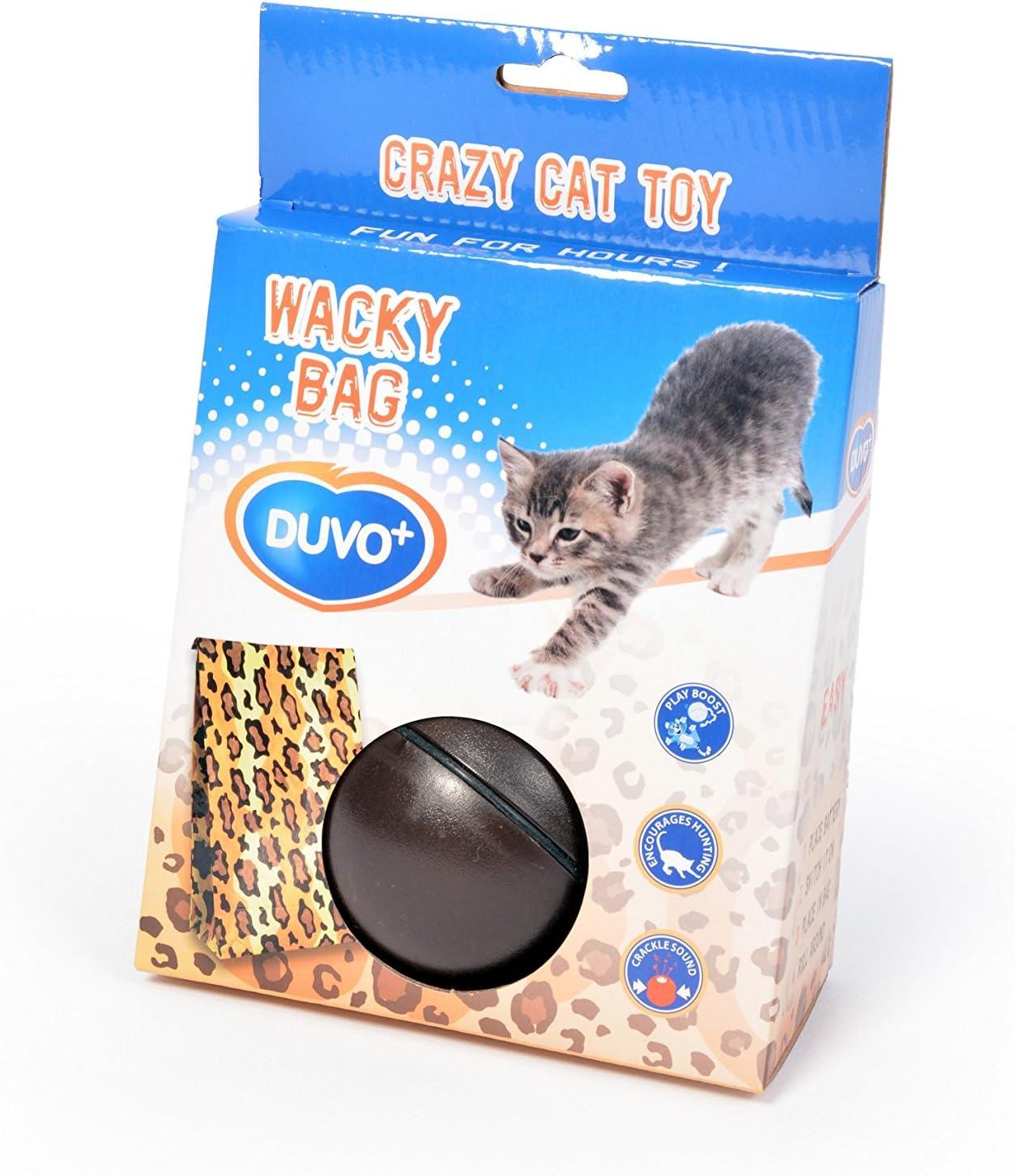 DUVO 7517043 Bola Loca con Bolsa Wacky Bag, 8.5 cm: Amazon.es ...