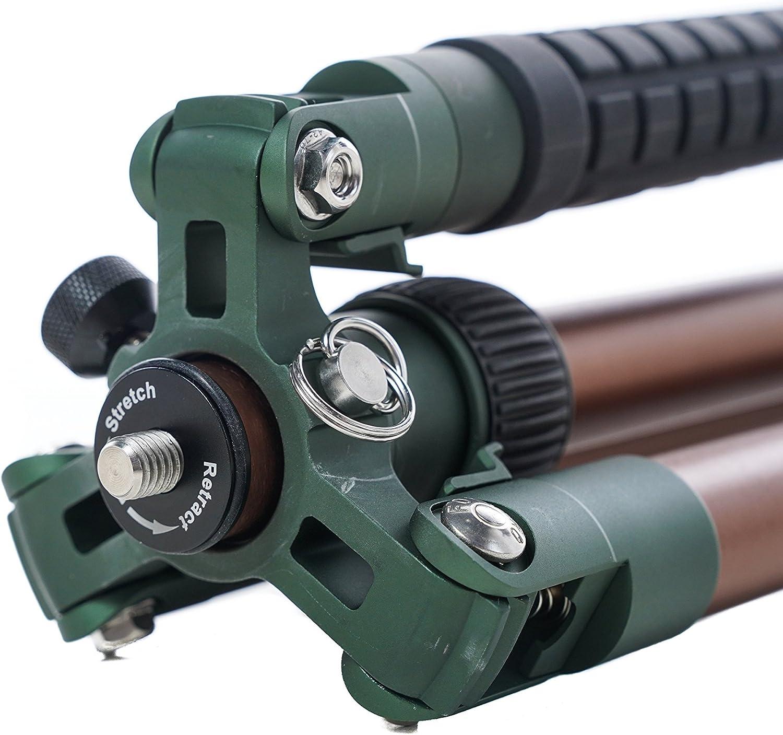 Fotopro X-Go Predator Green Tripod Kit