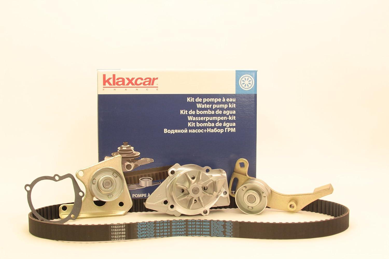 Klaxcar 40501Z - Kit Distribución Con Bomba De Agua: Amazon.es: Coche y moto