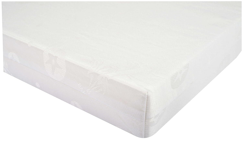 PMP colch/ón vertical para cama color crudo 100/x 50/x10/cm
