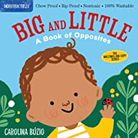 Indestructibles: Big and Little: Chew Proof · Rip Proof · Nontoxic · 100% Washable (Book for Babies, Newborn Books, Safe…