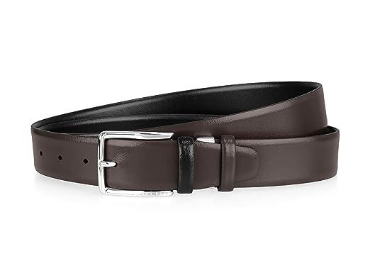 BOSS Hugo Ceinture - Homme Noir noir marron  Amazon.fr  Vêtements et ... 476d4d8a882