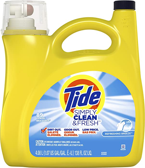 Top 9 Fragrance Free Laundry Detergent Liquid