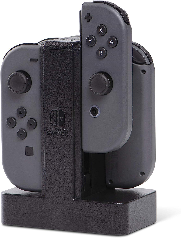 PowerA - Estación de carga Joy-Con (Nintendo Switch): Amazon.es: Videojuegos