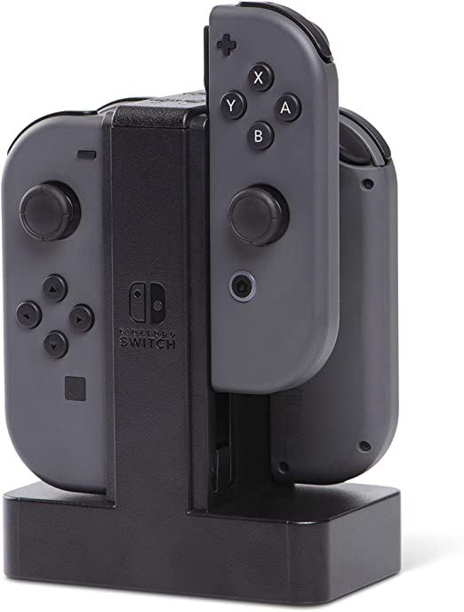 PowerA - Estación de carga Joy-Con (Nintendo Switch): Amazon.es ...