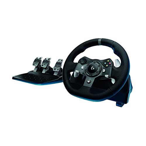 pc steering wheel and pedals amazon com