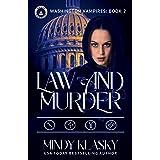 Law and Murder (Washington Vampires (Magical Washington) Book 2)