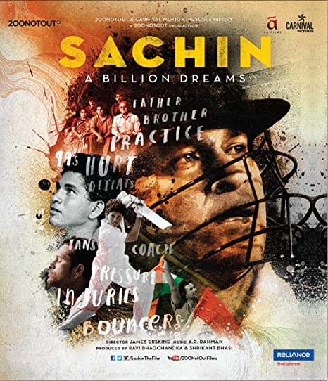 Sachin - A Billion Dreams full movie online free download