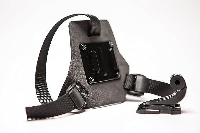 Full Face Helmet Mount para la barbilla para GoPro: Amazon.es: Electrónica