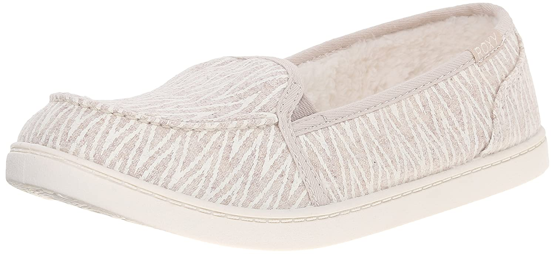 b88e624f555b7f Amazon.com   Roxy Women's Lido Wool III Slip On Flat   Flats