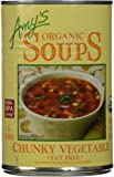 Amy's Organic Chunky Vegetable Soup, 14.3 oz