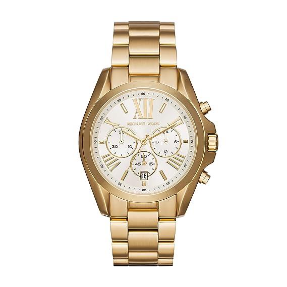 MICHAEL KORS MK6266 Oversized Bradshaw - Reloj de pulsera: Amazon ...