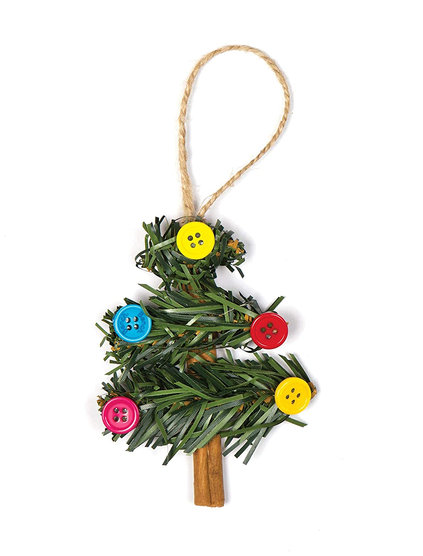 125 g per decorazioni natalizie e ghirlande Baker Ross Set di bastoncini di cannella