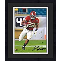 "$139 » Framed Najee Harris Alabama Crimson Tide Autographed 8"" x 10"" College Football Playoffs 2020 National Championship Game…"